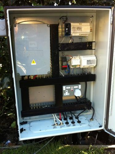 Quality electrical installation